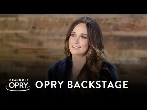Kacey Musgraves: Opry Reflections | Backstage At The Opry | Opry