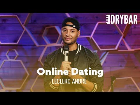 Don't Help Your Mom With Her Online Dating Profile Video. Comedian LeClerc Andre