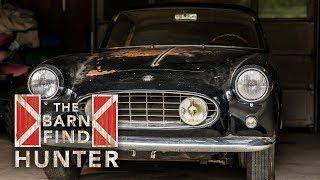 Barn Find Hunter | Unrestored Ferrari 250 GT Ellena in garage for 40 years - Ep. 23