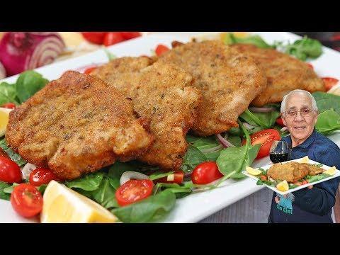 Pork Milanese Recipe. OrsaraRecipes