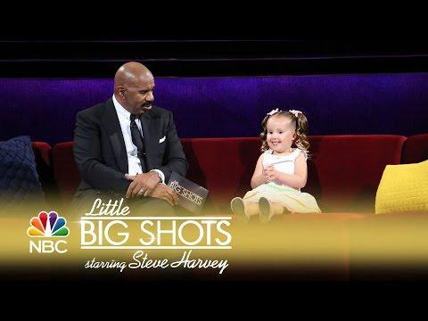 Little Big Shots - She's Smitten with Skeletons! (Episode Highlight)