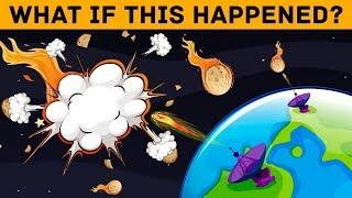 COULD THE EARTH STOP AN ASTEROID?