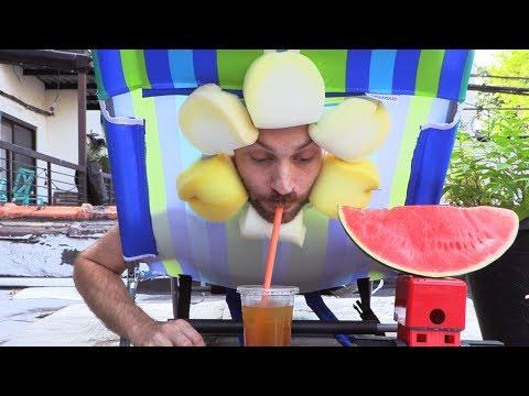 3 Eating Inventions - For Chips, M&Ms and Watermelon