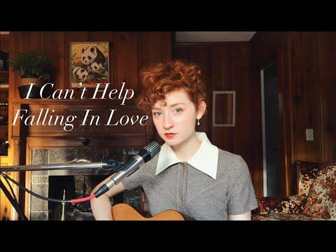 I Can't Help Falling In Love -Elvis Presley (Allison Young cover video)
