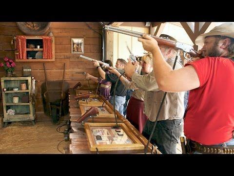 A Rootin' Tootin' Hillbilly Shootin' Gallery