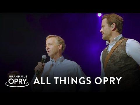 Charles Esten Welcomes TN Governor Bill Haslam in Ireland | All Things Opry | Opry