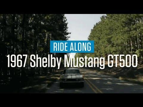 1967 Shelby Mustang GT500 | Ride Along