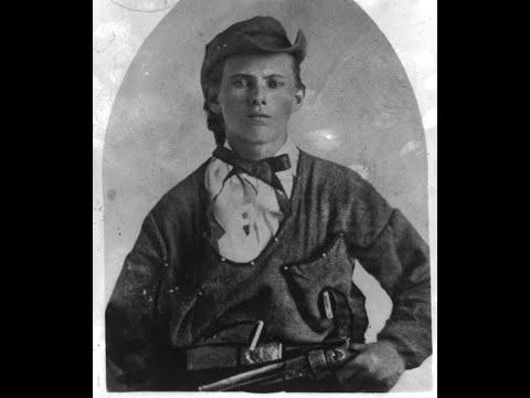23 Vintage Photos Video of Outlaw Jesse James From the Late 19th Century
