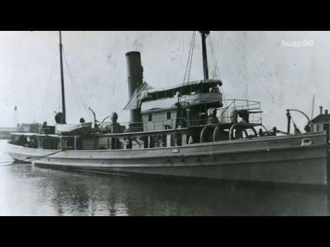 USS Conestoga Finally Found After 95 Years