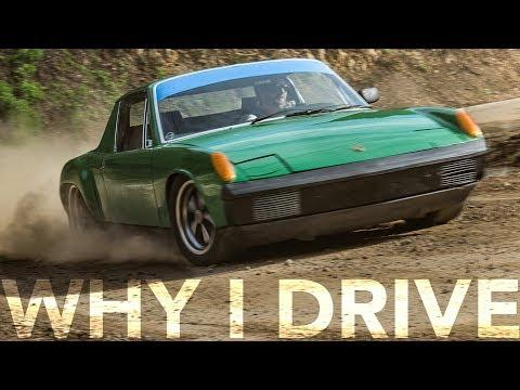 Tyler loves his Porsche 914 and doesn't care what you think - Why I Drive #16