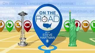 "STEVE HARTMAN ON THE ROAD. ""A LESSON IN FORGIVENESS"".."