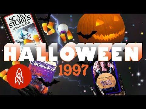 Your Halloween in 1997