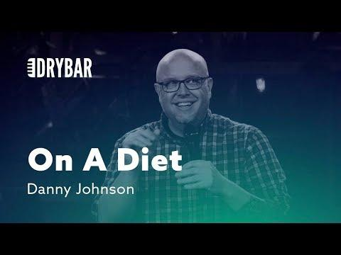 Snacking On A Diet. Danny Johnson