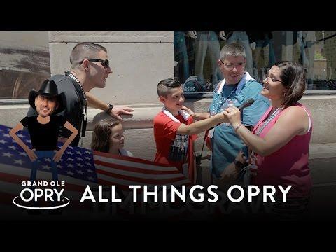 Opry Ballot Box | All Things Opry | Opry