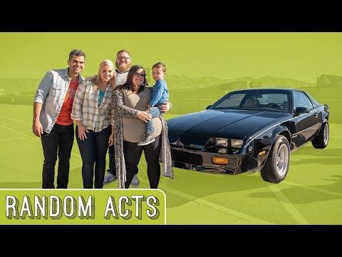 Surprise Car Restoration - Random Acts