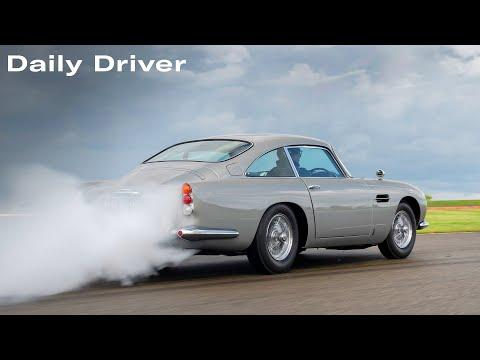 Aston Martin To Sell James Bond DB5, Ranger Raptor, Mazda3 Turbo Video - Daily Driver