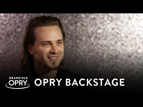 Jonathan Jackson: Nashville Firsts & Favorites | Backstage At The Opry | Opry