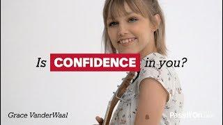 Grace VanderWaal Behind the Scenes