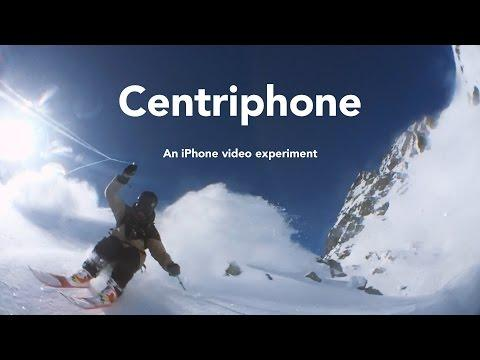 Centriphone - An IPhone Video Experiment By Nicolas Vuignier
