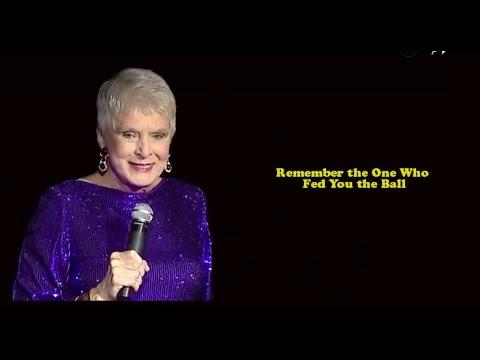 Jeanne Robertson | Remember The One Who Fed You The Ball