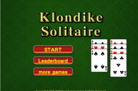 Free Game: Klondike Solitaire