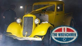 The Wrenchmen | John's 1934 Dodge Hot Rod - Ep. 4