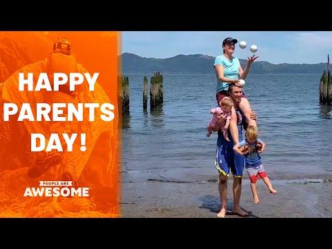 Awesome Families Video | National Parent's Day