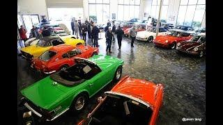 Avants  Tech Session & Ride-Alongs at Authentic Motorcars
