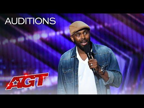 Comedian Ty Barnett Will Make You Laugh With This Stand-Up Video! - America's Got Talent 2020