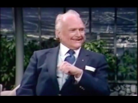Red Skelton On Johnny Carson Show 1983