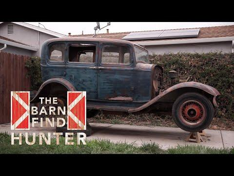 Barn Find Hunter | Episode 2 - Northern California