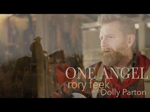 ONE ANGEL - rory feek (with Dolly Parton) #Video