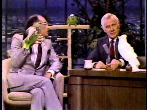 Funny Bird clips in the Tonight Show with Johnny Carson