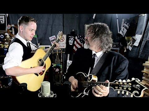 Billy Strings and Don Julin - Little Maggie- Second Story Garage #Video