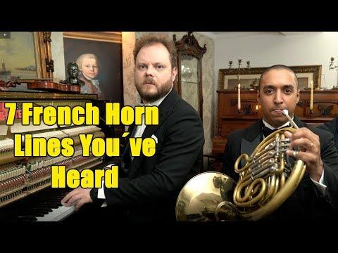 7 French Horn Lines You've Heard