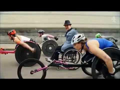 YES I CAN - Paralympics RIO Video - We're The Superhumans!