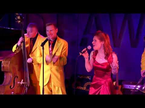 The Jive Aces Live at the HIdeaway - Revival Day (Laverne Baker cover feat. Cassidy Janson)
