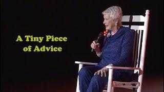 Jeanne Robertson | A Tiny Piece of Advice