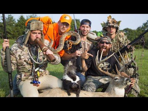 Hunting Stereotypes By Dude Perfect