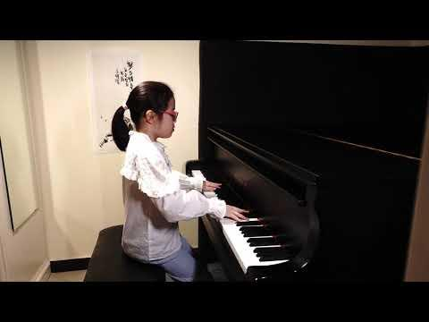 Anke Chen plays Chopin Mazurka, Op  63  No 3 In C Sharp Minor