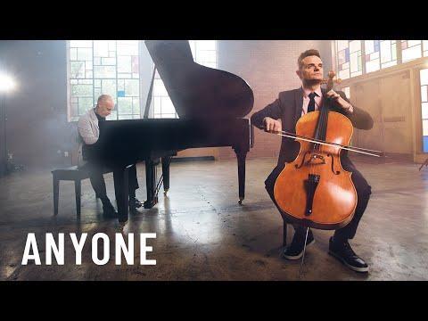 Anyone - Justin Bieber (Piano & Cello Cover) The Piano Guys #Video