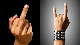7 HAND GESTURES THAT COULD GET YOU IN SERIOUS TROUBLE
