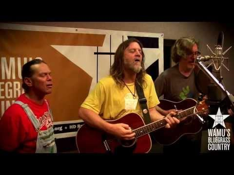 Walt Wilkins & The Mystiqueros - Rain All Night [Live At WAMU's Bluegrass Country]