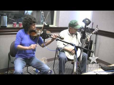 Walt Koken & Clare Milliner - Half Past Four [Live At WAMU's Bluegrass Country]