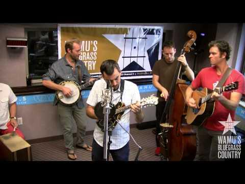Steep Canyon Rangers - Graveyard Fields [Live At WAMU's Bluegrass Country]