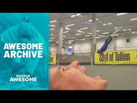 Awesome Archive Ep. 10 | The Best of People Are Awesome!