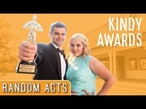 Surprise Award Show for Kind People Prank - Random Acts