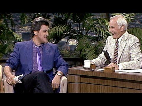 Jay Leno Talks About Starting as a Regular Guest Host on The Tonight Show Starring Johnny Carson