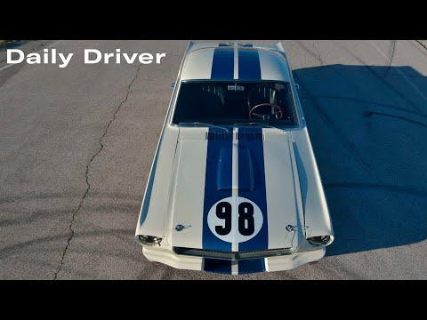 Record $3.85 Million Shelby Mustang sale video, Mach E 1400, New and Old Broncos - Daily Driver
