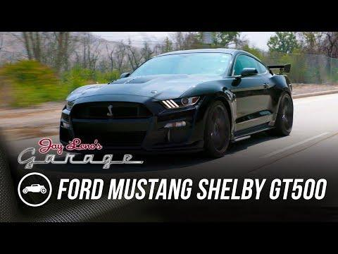 2020 Ford Mustang Shelby GT500 - Jay Leno's Garage